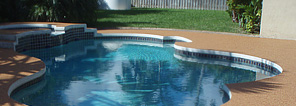 Pool Deck Synthetic Surfaces
