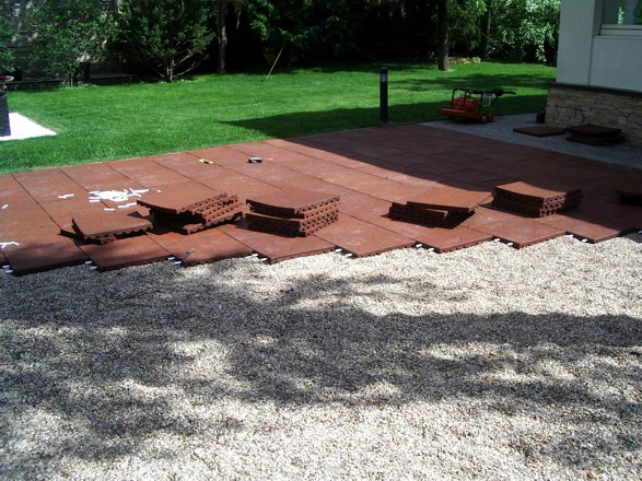 Outdoor Surfaces Play In Usa